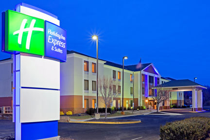 Holiday Inn Express Suites - Carneys Point